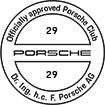 Officially approved Porsche Club 29